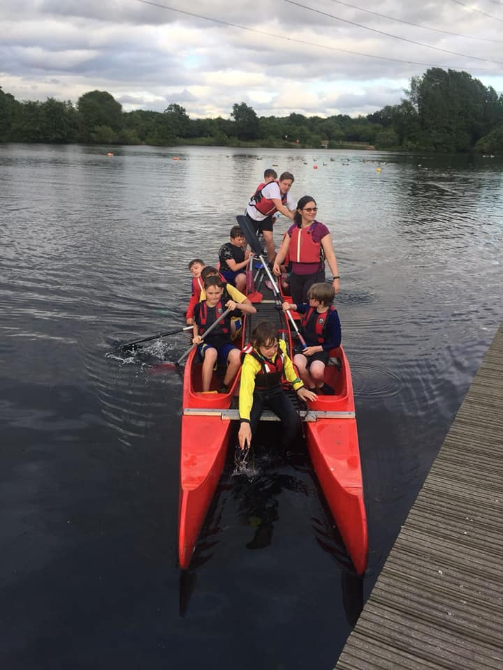 Sea Scouts Bell Boating 2018