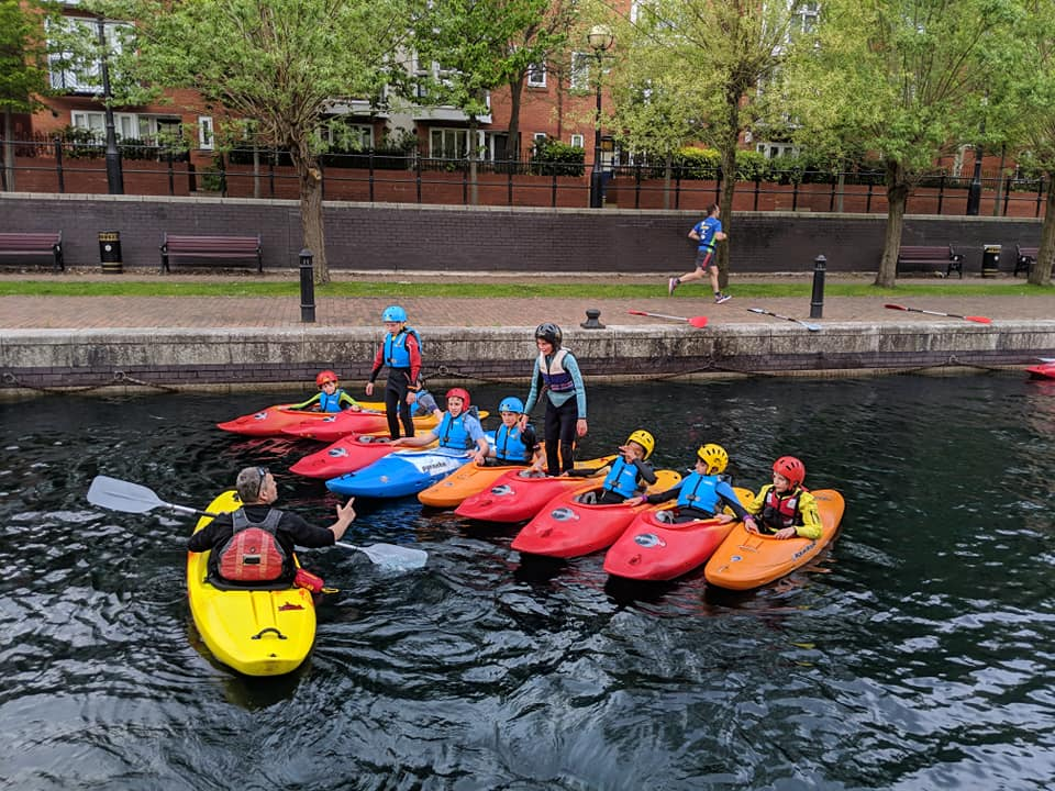 Sea Scouts On the Water 2019