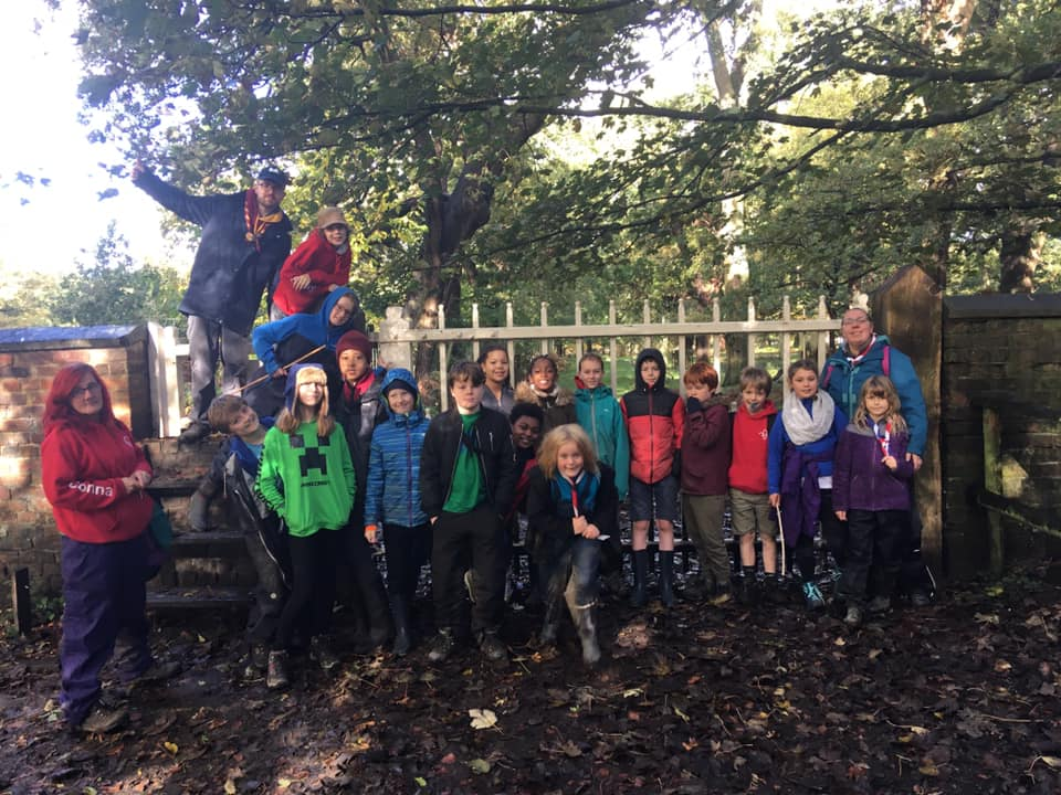 Skills Camp for Scouts and Cub Sixers 2019